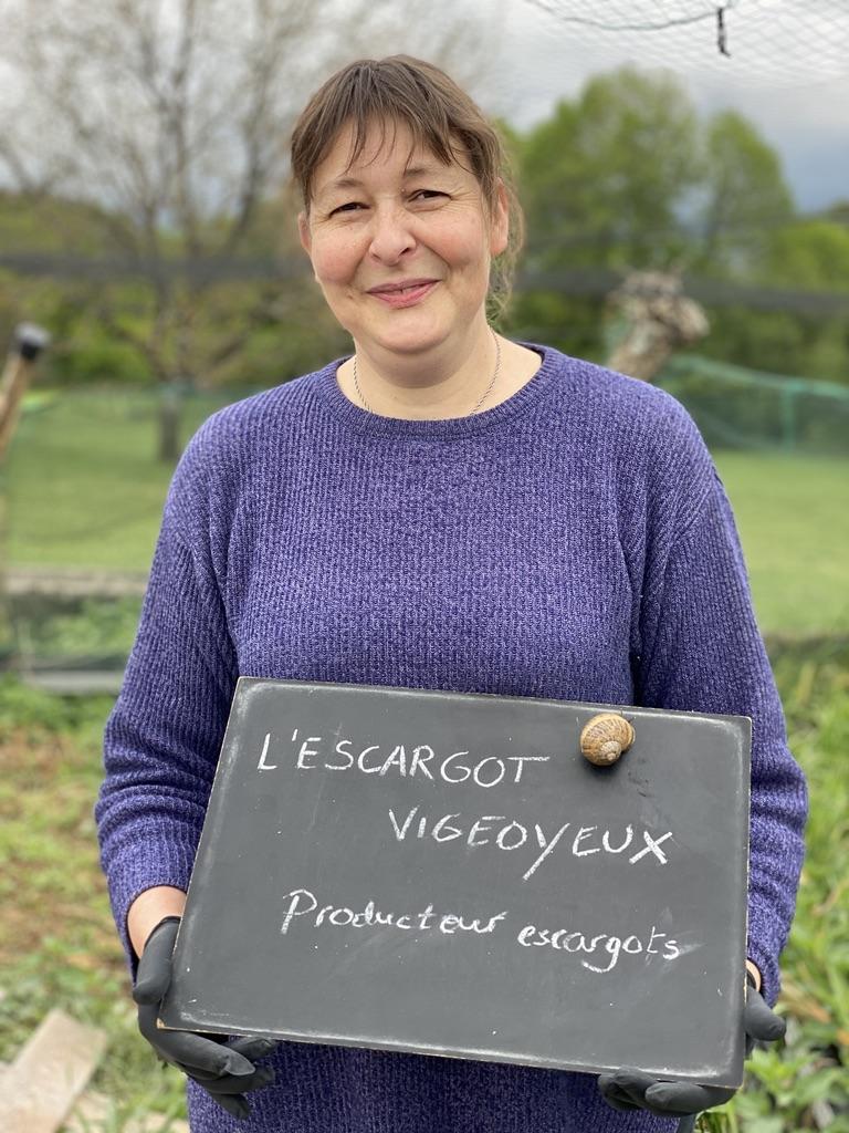 L'ESCARGOT VIGEOYEUX