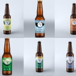 Bières brasserie HV